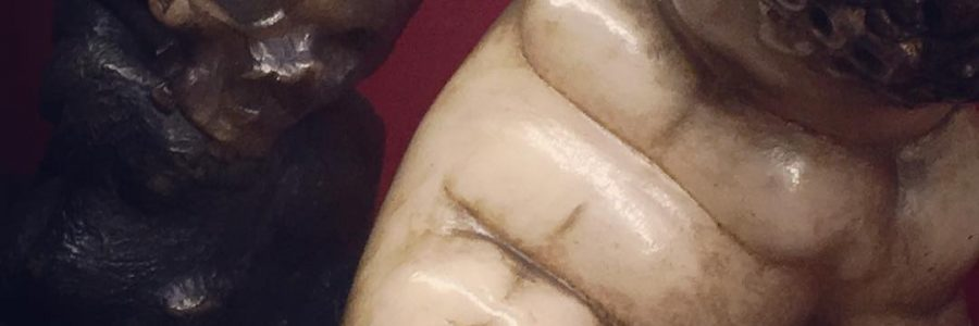 #skull #boy #statue #miniature #wallacecollection #death #life #youngandold #art #beauty #red #ivory #museum #london #detail