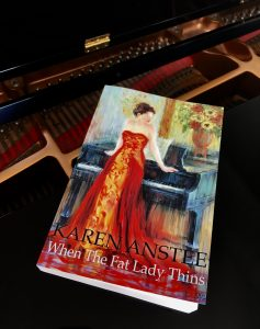 When the Fat Lady Thins | Novel by Karen Anstee